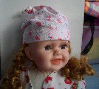 可爱的婴儿帽手工制作方法 婴儿帽的做法