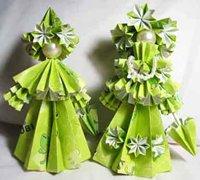 纸娃娃手工制作 纸娃娃diy教程