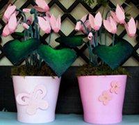 鸡蛋托diy郁金香 鸡蛋托制作漂亮的假花