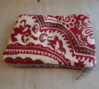 手工制作双层拉链小包包 手工小布包的制作教程