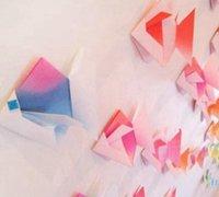 简单易学的小鱼折纸 动物折纸教程