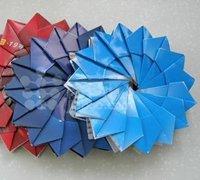 漂亮的折纸杯垫的折叠方法