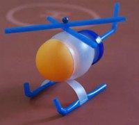 废旧饮料瓶制作玩具小飞机DIY教程