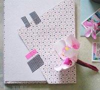 浪漫的手工包装小信封制作图解