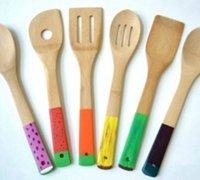 有趣的木勺小工艺品 木勺创意彩绘DIY图解