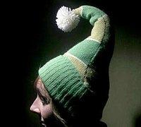 旧毛衣变废为宝 旧毛衣diy小丑帽和小丑袜