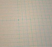 十字绣绣布如何画格子 十字绣画格子的方法