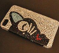 手机壳的镶钻方法 水钻手机壳diy图解