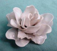 一次性勺子废物利用 一次性勺子制作超美胸花