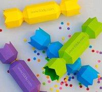 如何制作包装盒 糖果包装盒制作过程