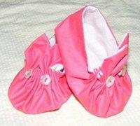 自制宝宝鞋图解 宝宝学步鞋制作