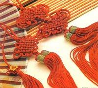 中国结的打法之吉祥结的编法图解