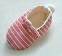 手工做婴儿学步鞋 自制宝宝学步鞋