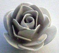 手工制作不织布玫瑰花简易教程