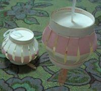手工制作灯笼的方法 用一次性杯子做灯笼