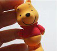 小熊维尼粘土教程 软陶玩偶制作图解