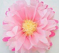 灿烂的手工折纸菊花 菊花折纸图解