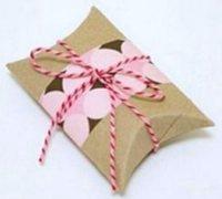 卫生纸筒废物利用手工制作创意礼品盒