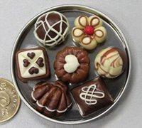 用软陶diy手工巧克力制作方法