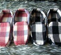 纯手工布鞋 手工布鞋制作教程