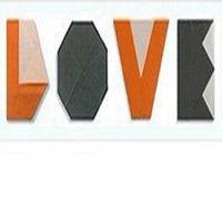 I LOVE U 英文字母创意折纸手工图解