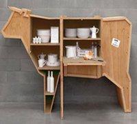 非常有趣的动物造型家具创意设计
