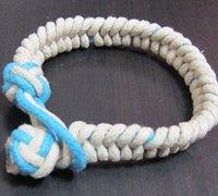 男女都适合的清新手链编织方法教程