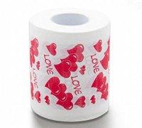 卫生纸图案创意设计 上厕所也有艺术感