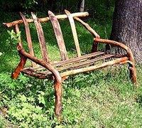 原生态实木家具创意设计 私家菜园里的歌