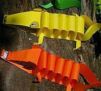 http://www.63diy.com大鳄鱼纸模玩具儿童卡纸手工制作教程