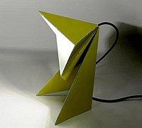 设计师mirco kirsch的创意设计 创意折纸台灯