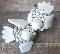 松果DIY可爱的小鸟玩偶图解