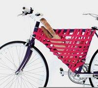 设计师独一无二的单车车篮创意设计