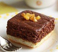 软陶手工制作一块逼真的迷你小蛋糕
