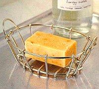 自制肥皂盒 铁丝diy好看实用的肥皂盒