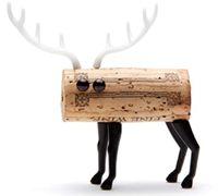 一组超萌的软木塞DIY变废为宝手工作品