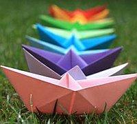 小船的折法大全