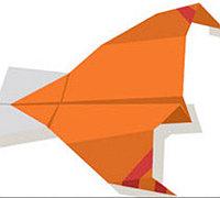 纸飞机的折法大全 12款纸飞机折法图解