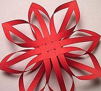 芬兰星折纸方法 纸星星折纸diy教程