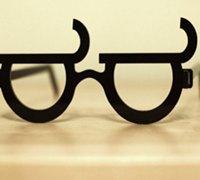 眼镜也带表情 质疑表情创意眼镜设计
