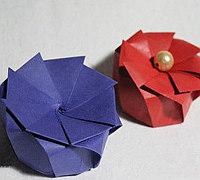简单折纸包装盒 八角包装盒纸盒制作