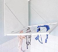 自制一个浴室内置可折叠晾衣架教程