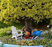 微景观盆景制作之迷你庭院盆景diy教程