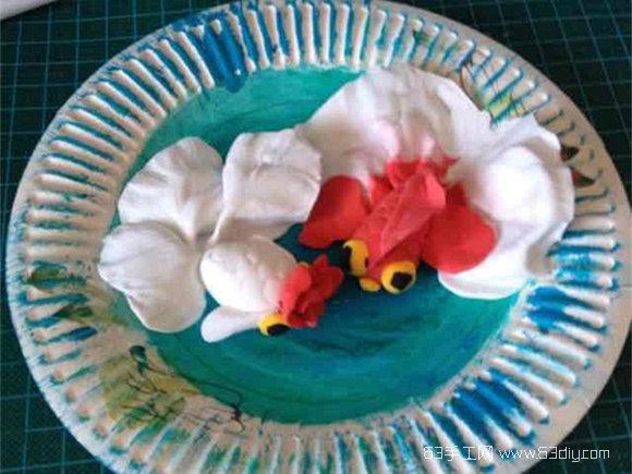 塑料袋钩针编织小金鱼:http://www.63diy