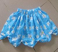一片式的裙子怎么做 diy儿童裙子制作图解
