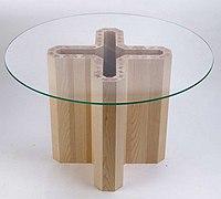 如搭积木一样的创意燕尾榫拼接家具