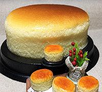 用软陶制作一只小小的芝士蛋糕