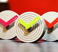 环保创意设计之纸板时钟