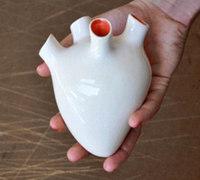创意的心脏形状存钱罐设计