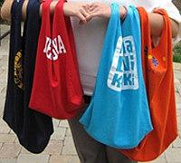 旧衣服的改造创意 废旧T恤变废为宝